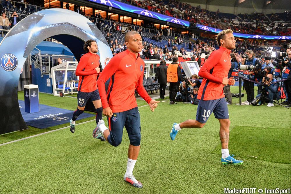 Mbappé et Neymar valent déjà plus cher qu'au début de l'été...