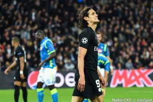 Cristiano Giuntoli n'est pas favorable à un retour de Cavani à Naples