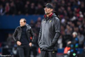 Le coach des Reds est revenu sur la déconvenue parisienne.