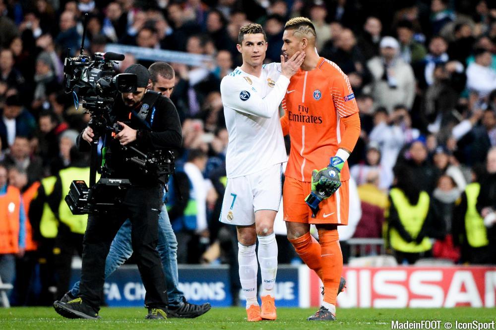 Paris a tenté Ronaldo