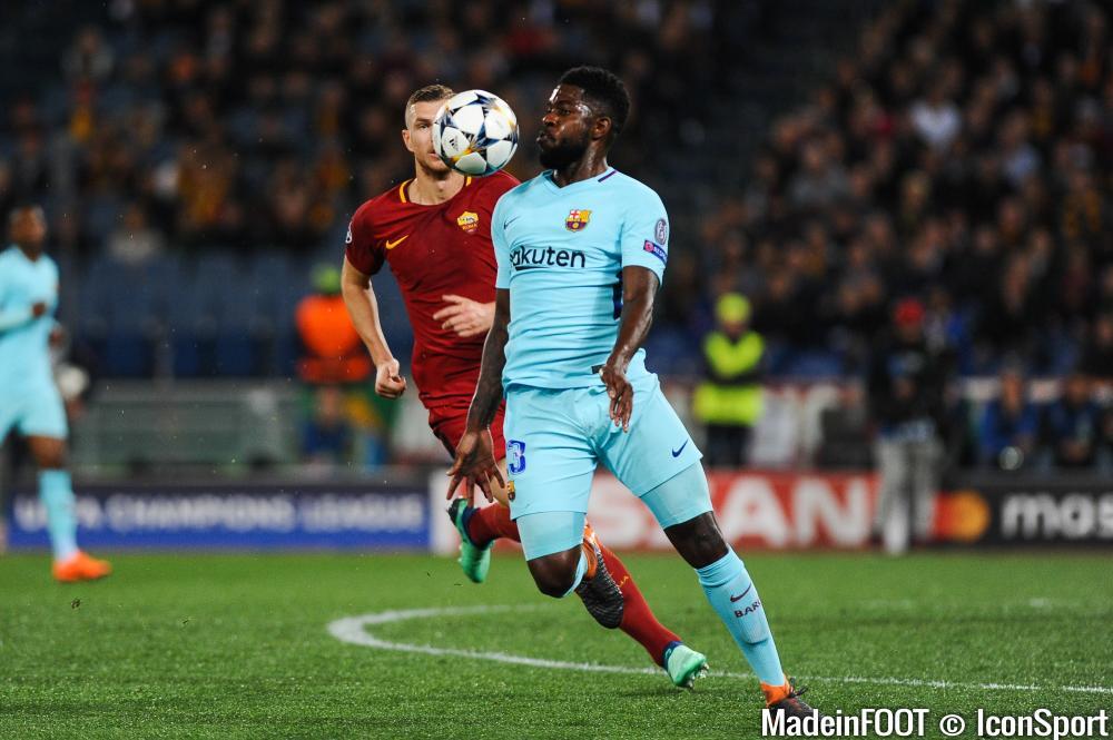 Le PSG se penche sur Samuel Umtiti