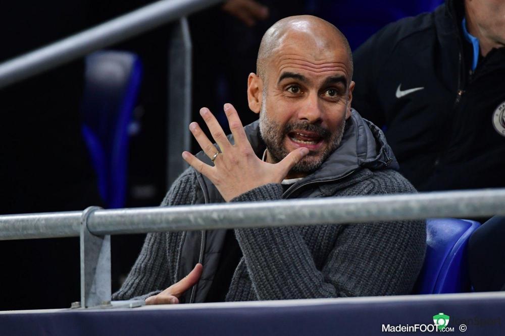 Guardiola est content de la maturité de ses joueurs