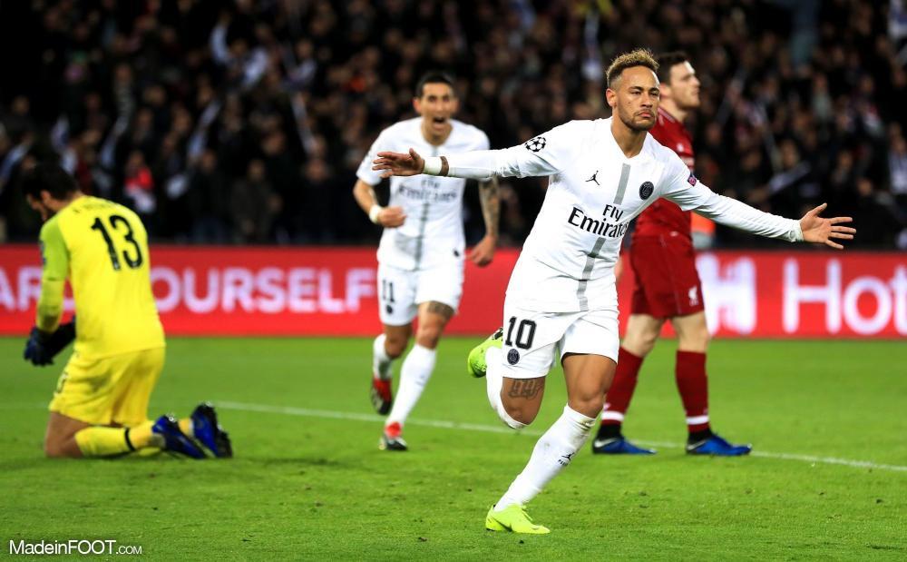 Le Barça tacle Neymar