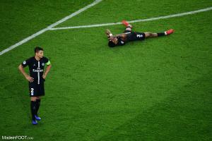 La déception de Thiago Silva