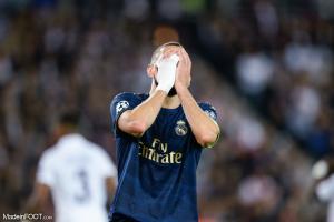 Karim Benzema et le Real n'ont pas trouvé la faille.