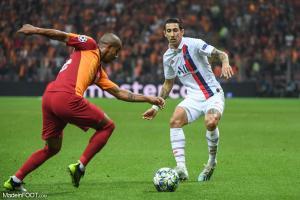 L'album photo du match entre le Galatasaray SK et le Paris Saint-Germain.