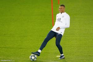 Zidane évoque Mbappé