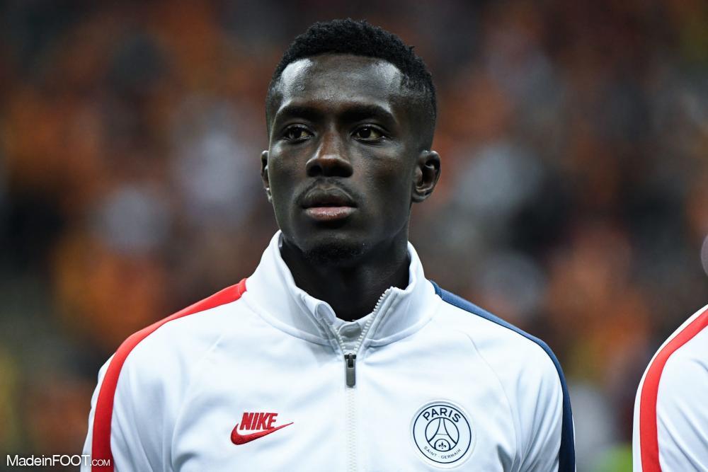 Idrissa Gueye ne remportera pas le prix Marc-Vivien Foé cette saison