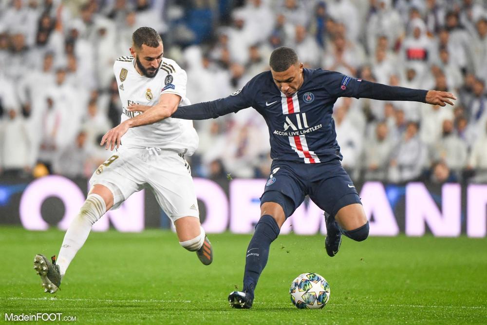 Mbappé et le PSG ont recollé en fin de match.