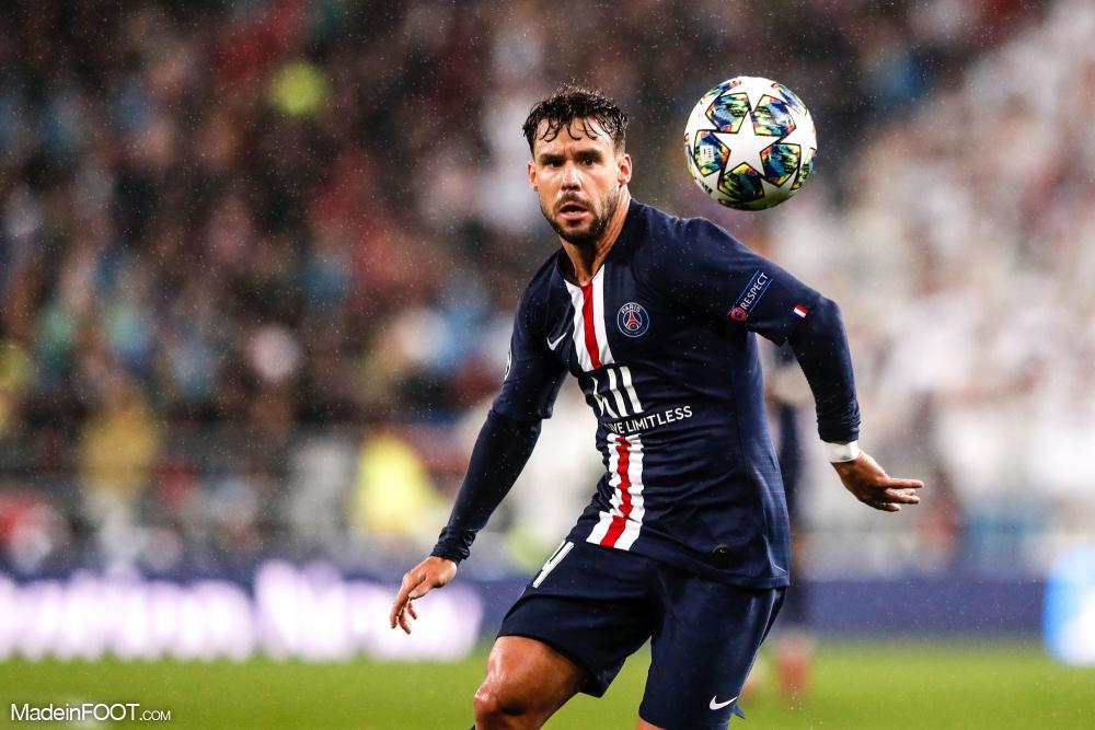 Juan Bernat, défenseur du Paris Saint-Germain