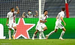 Le quart de finale de Ligue des Champions entre l'Atalanta et le PSG (1-2) a offert un record d'audience à RMC Sport.