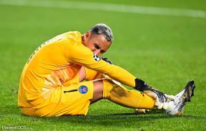 Le costaricien pourrait rater le match face à Saint-Étienne
