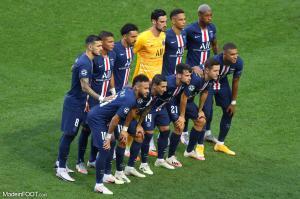 L'équipe du PSG