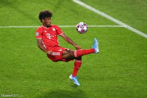 Kingsley Coman analyse la défaite face au PSG