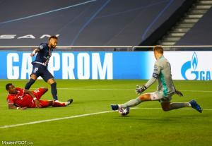 Neymar au duel