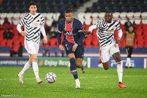 Mbaappé a inscrit le troisième but parisien.