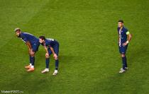 Thiago Silva, Eric Maxim Choupo-Moting, Julian Draxler (PSG)
