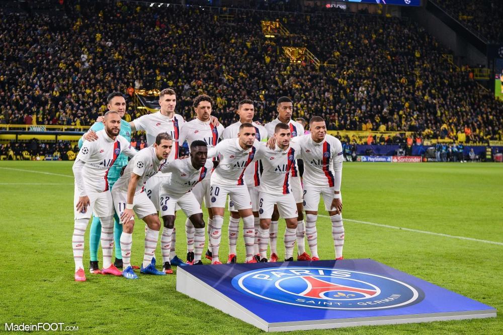 L'UEFA envisage un huis clos pour PSG - Borussia Dortmund mais pas de report.