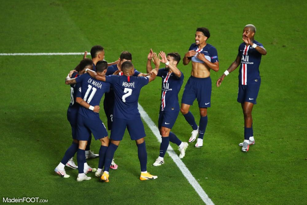 7 joueurs du PSG nominés