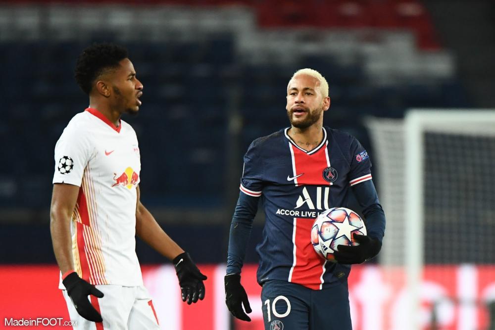 Leipzig critique le PSG