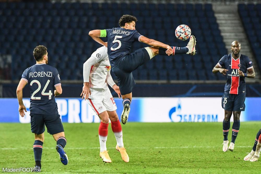 Le capitaine parisien serait forfait contre le Bayern