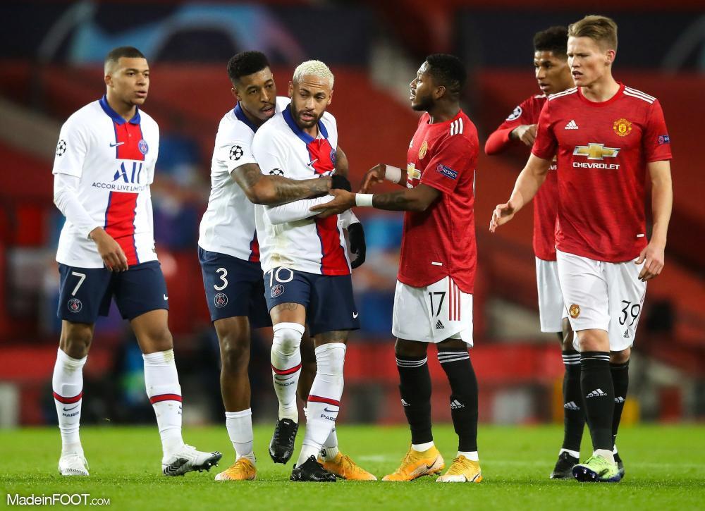 Le résumé du match Man United-PSG est disponible en vidéo