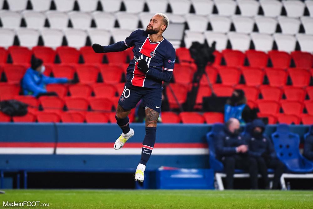 Neymar est motivé avant de retrouver Manchester City