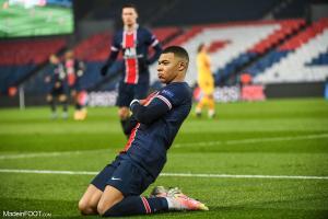 Kylian Mbappé ne fera pas le déplacement à Rennes.