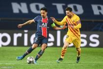 Marquinhos (PSG), Messi (Barça)