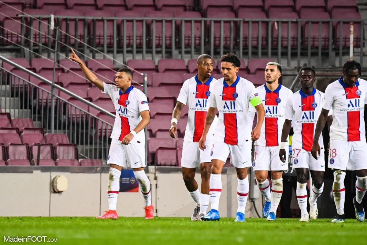Le Paris Saint-Germain a étrillé le FC Barcelone (1-4), ce mardi soir en Ligue des Champions.