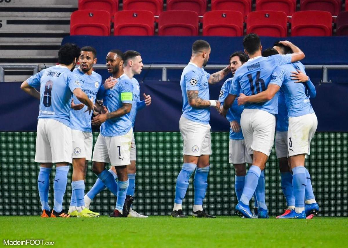 Man City affrontera le PSG en demi-finale