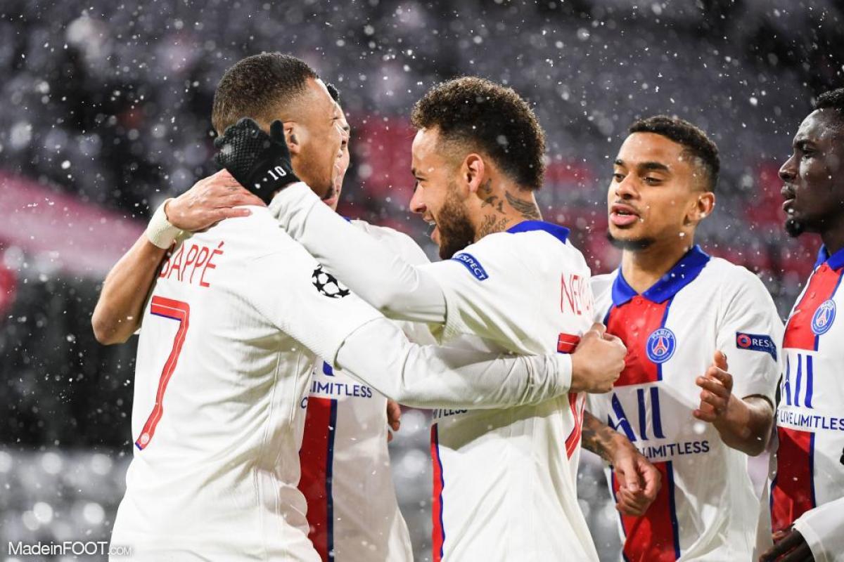 Le Paris Saint-Germain s'était imposé à l'aller (2-3) en Bavière.