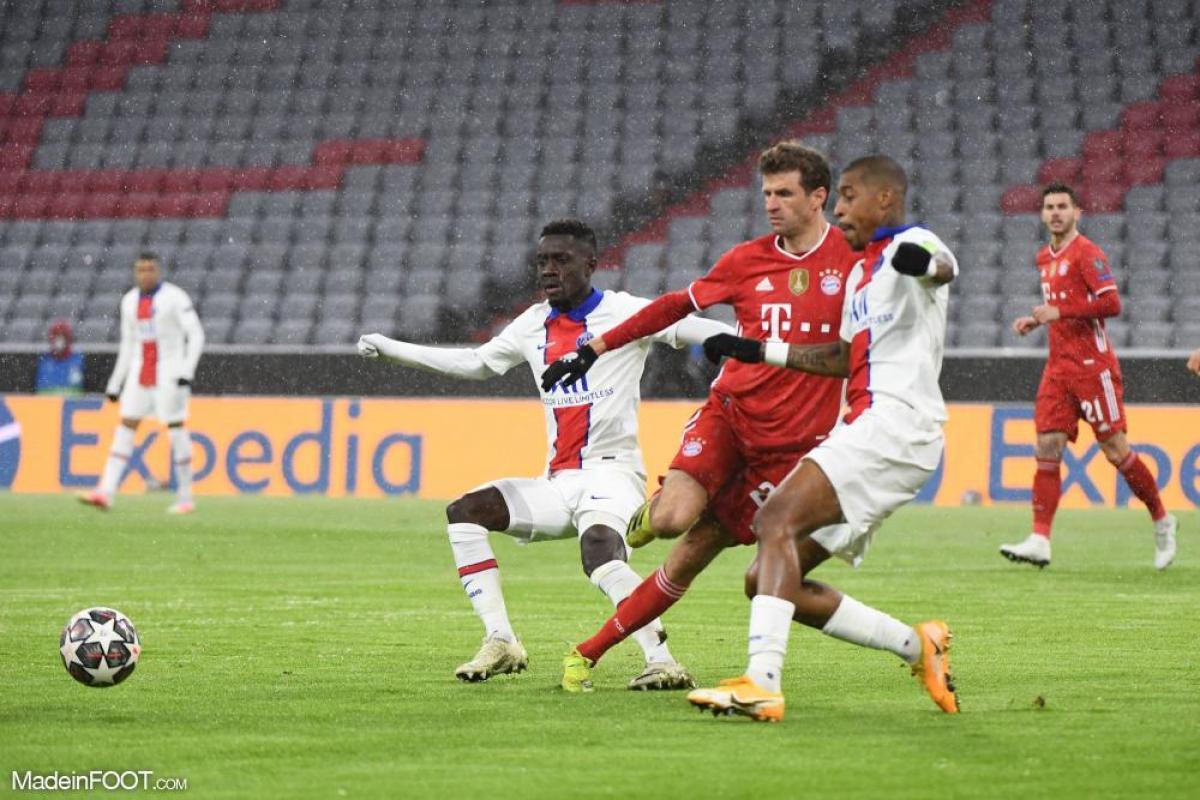 Riolo analyse le match Bayern - PSG