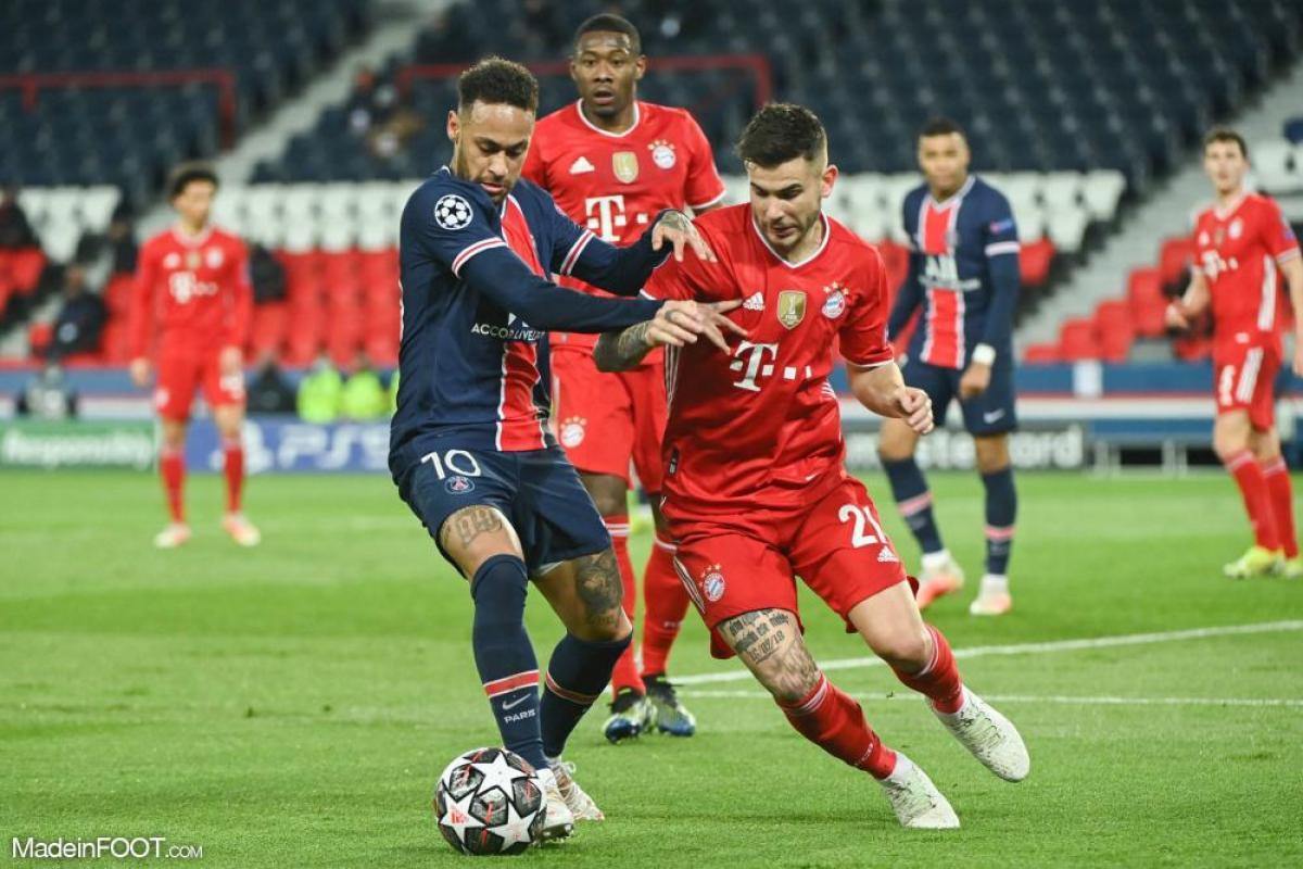LDC - Neymar récompensé du titre de meilleur joueur de la semaine par l'UEFA