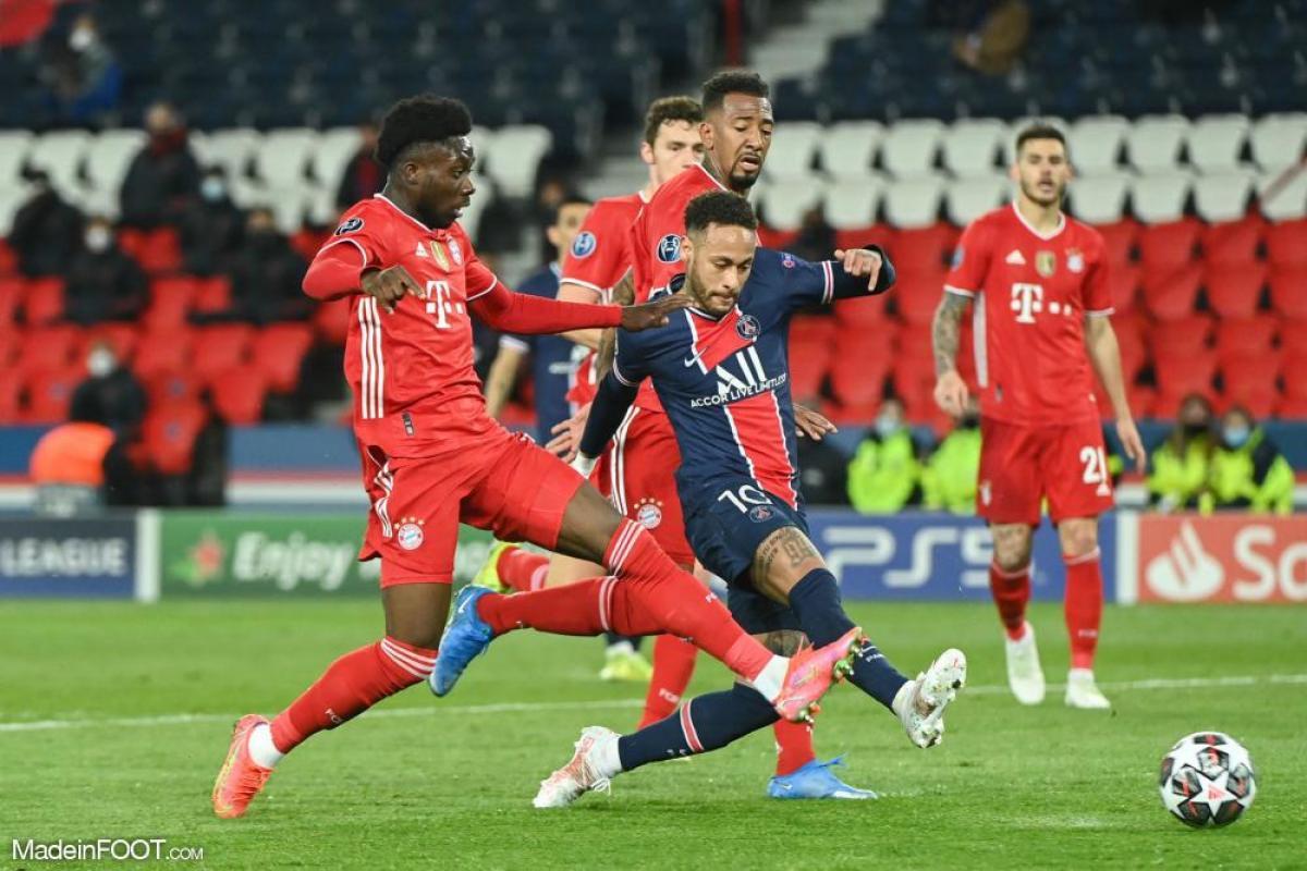Le PSG et le Bayern sont d'accord