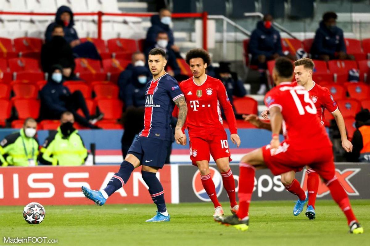 Le PSG résiste au retour du Bayern et se qualifie pour les demies