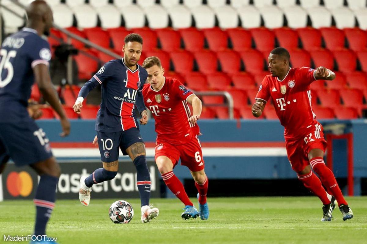 Neymar et ses coéquipiers ont réalisé l'exploit d'éliminer le Bayern Münich