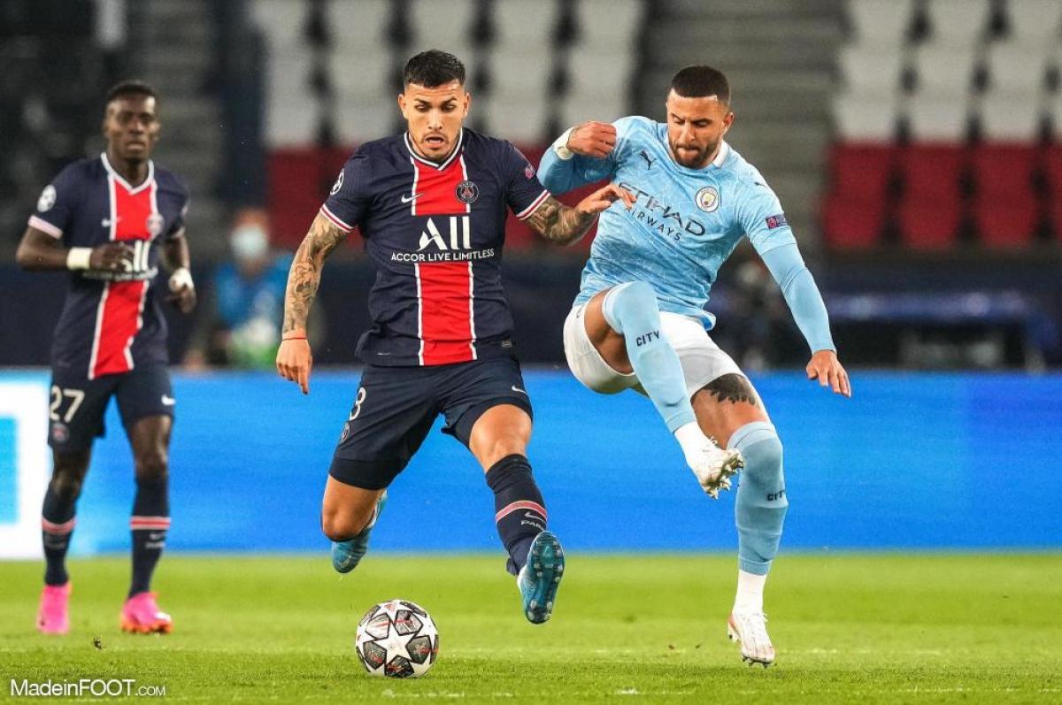 La victoire de Manchester City au coeur de la presse européenne