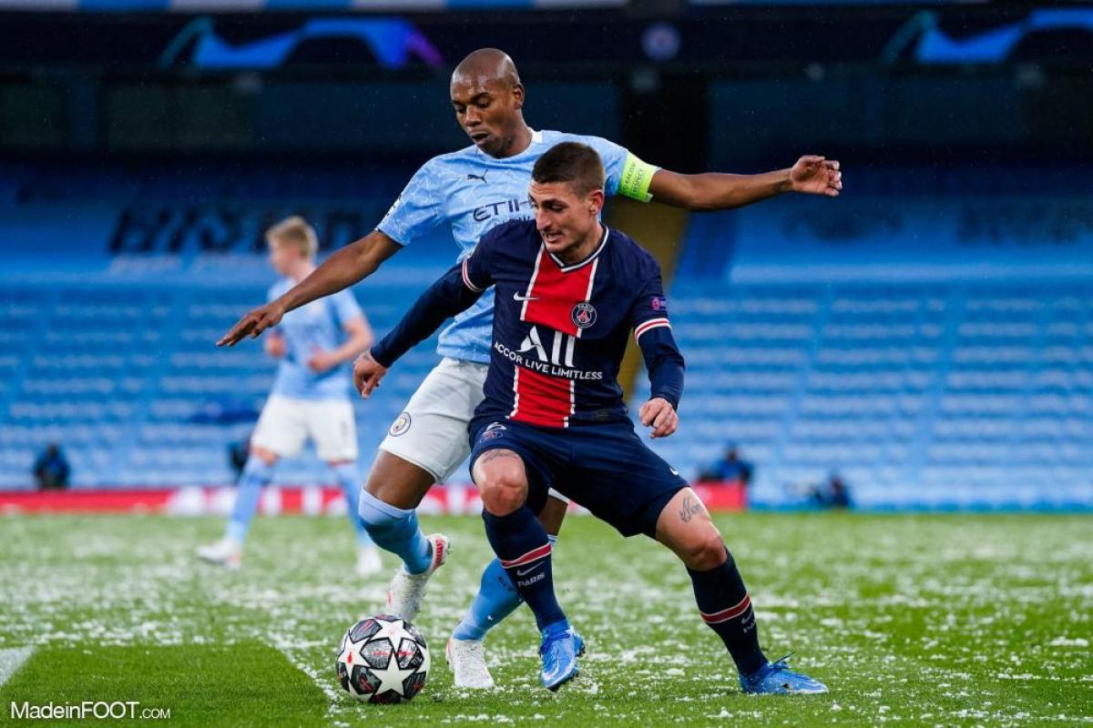 Le Paris Saint-Germain s'est encore incliné face à Manchester City (2-0), ce mardi soir en LDC.