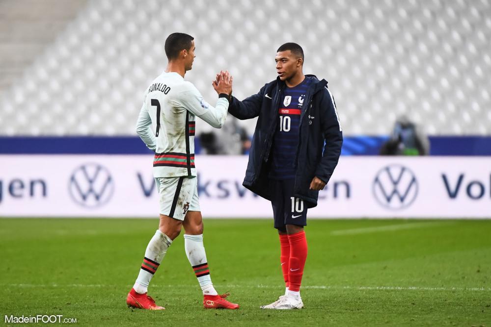 Grand idole de Kylian Mbappé, Cristiano Ronaldo pourrait débarquer au PSG.