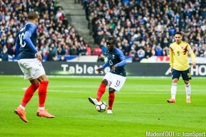 Mbappé aimerait retrouver Kanté au PSG.