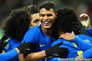 Brésil attend Neymar