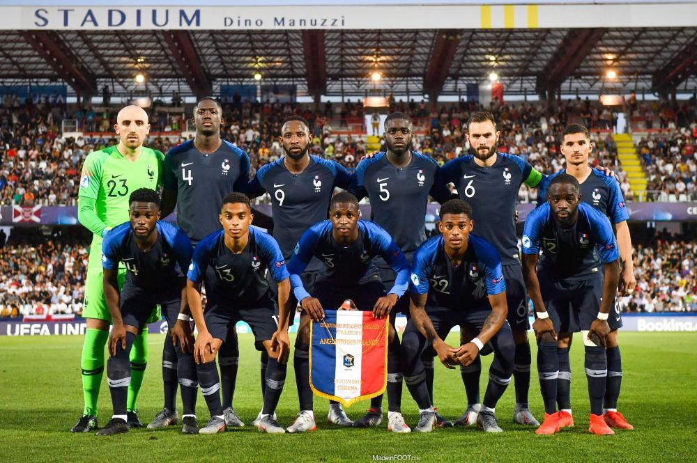 Les Bleuets s'imposent en Géorgie (0-2)