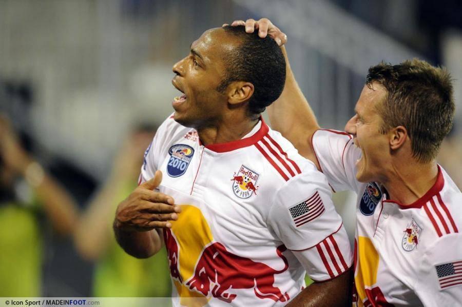 Thierry Henry a reçu l'éloge de Laurent Blanc