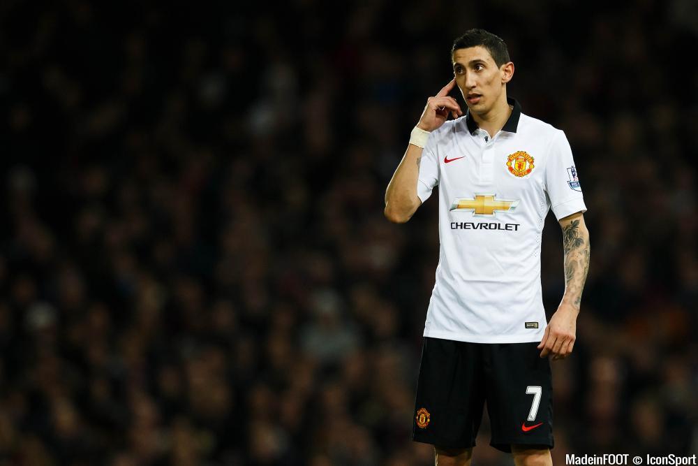 Di Maria va quitter Manchester United, un an seulement après y avoir été transféré.