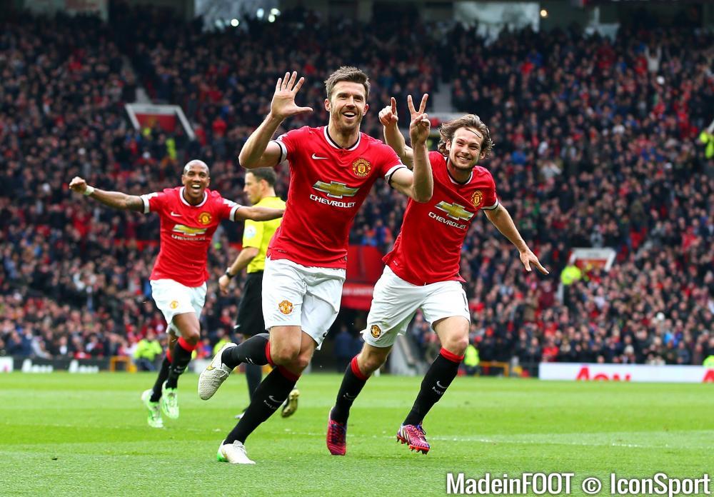 Michael Carrick entend poursuivre l'aventure sous le maillot de Manchester United