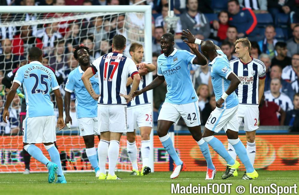 Yaya Touré (Manchester City) va quitter les Skyblues cet été.