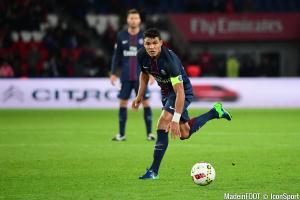 Thiago Silva devrait bientôt prolonger avec le PSG