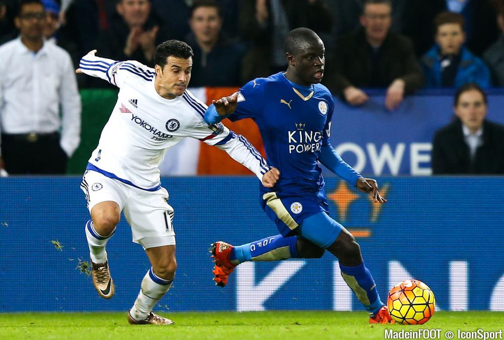 N'Golo Kanté donne sa priorité à la Premier League.
