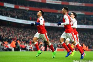 Alexis Sanchez (Arsenal) est une des priorités de recrutement du PSG.